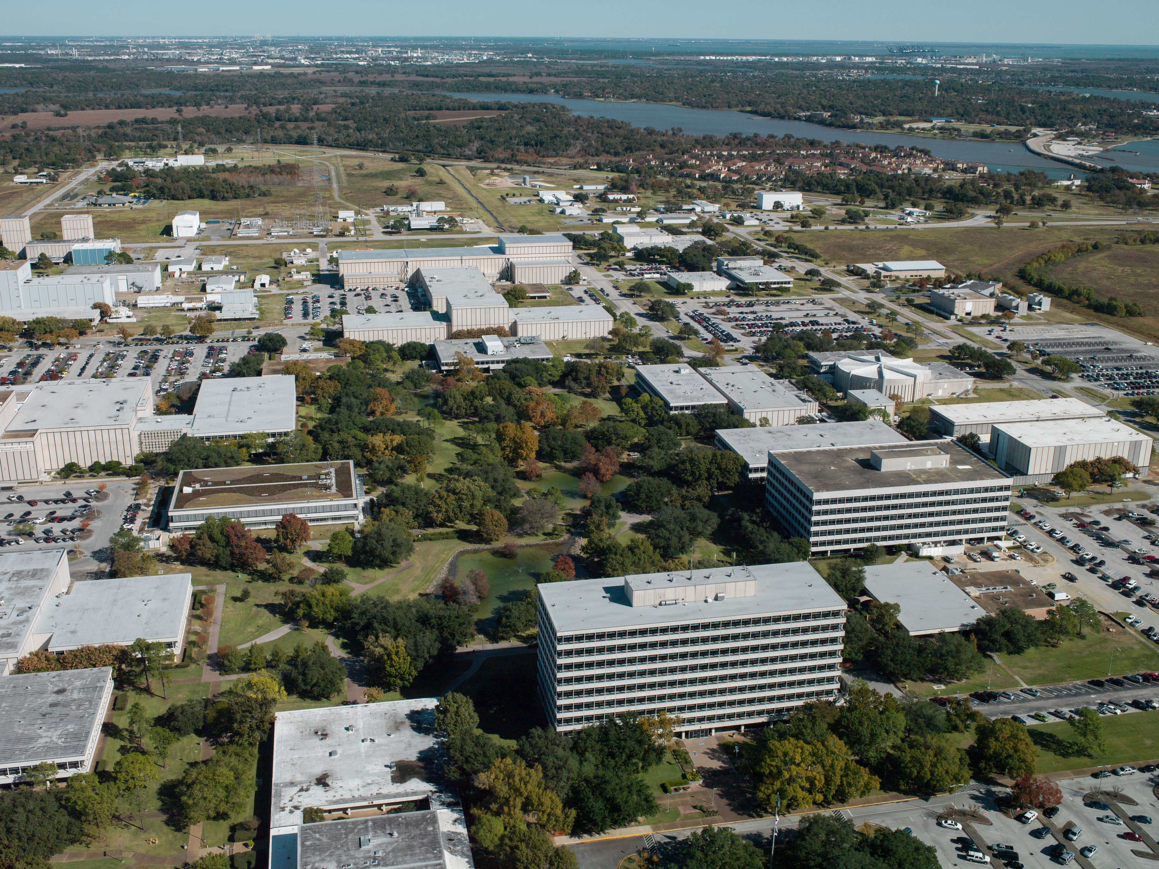 JSC Aerial Photo