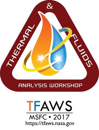 TFAWS Logo w/ website